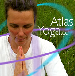 atlas yoga